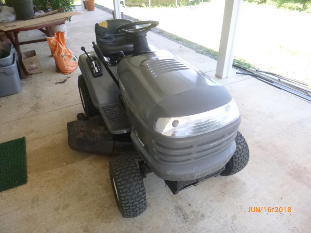 Murraymountain's Lawn Tractor Repairs P1080610