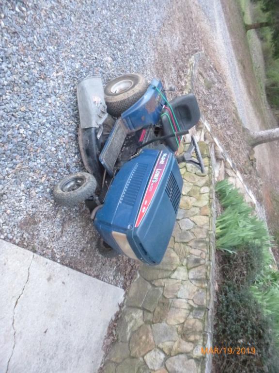 Murraymountain's Lawn Tractor Repairs P1100511