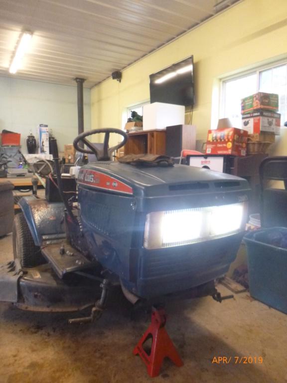 Murraymountain's Lawn Tractor Repairs P1100617