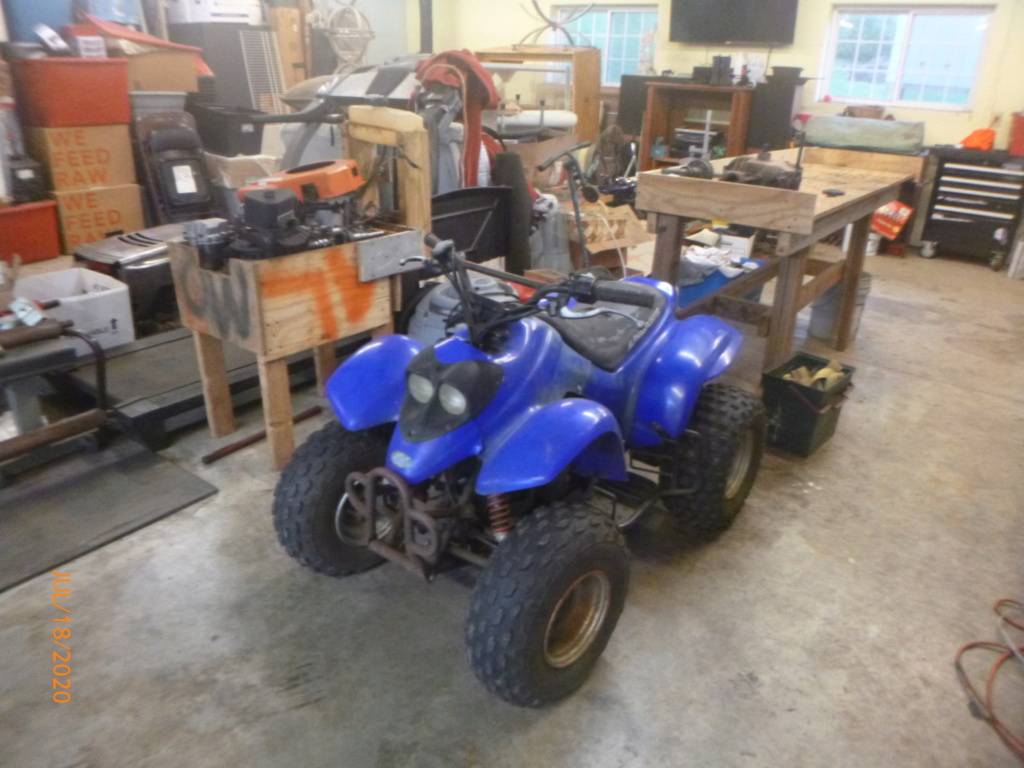 Alpha Sports LG90 Mini 4 Wheeler P1150110