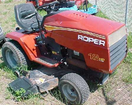 633A AYP BIG ASS TRACTOR RIG Roper110