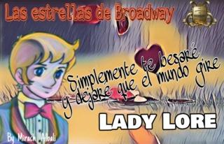 LAS ESTRELLAS DE BROADWAY ENTREGAN FIRMA MENSAJE ESPECIAL DE ANTHONY 20210164