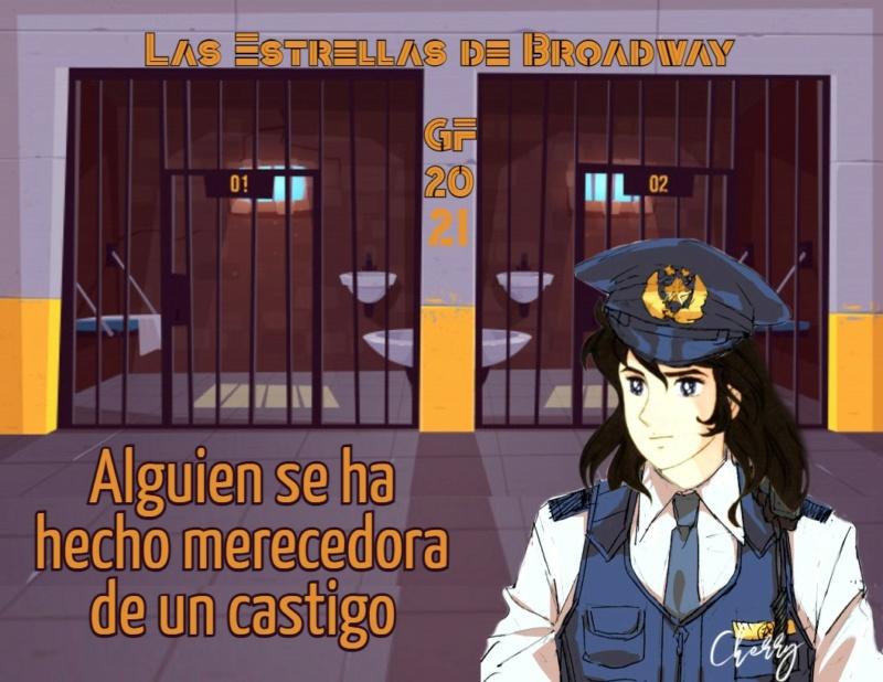LAS ESTRELLAS DE BROADWAY LANZAN ATAQUE ATOMICO DESDE EL BROADWAYPOLY GRANDCHESTER CASILLA 6 Carcel10