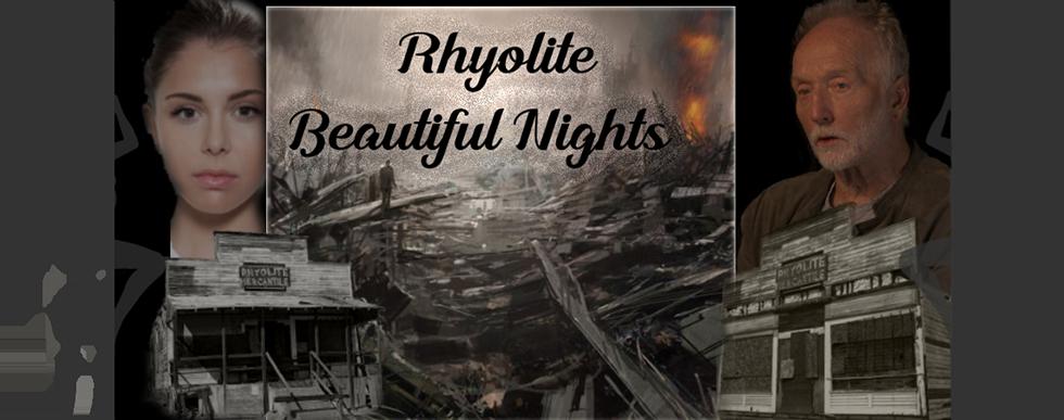 Rhyolite  Beautiful Nights