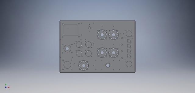 Un amplificatore per cuffie elettrostatiche ( コジンスキー ) - Pagina 5 Telaio14