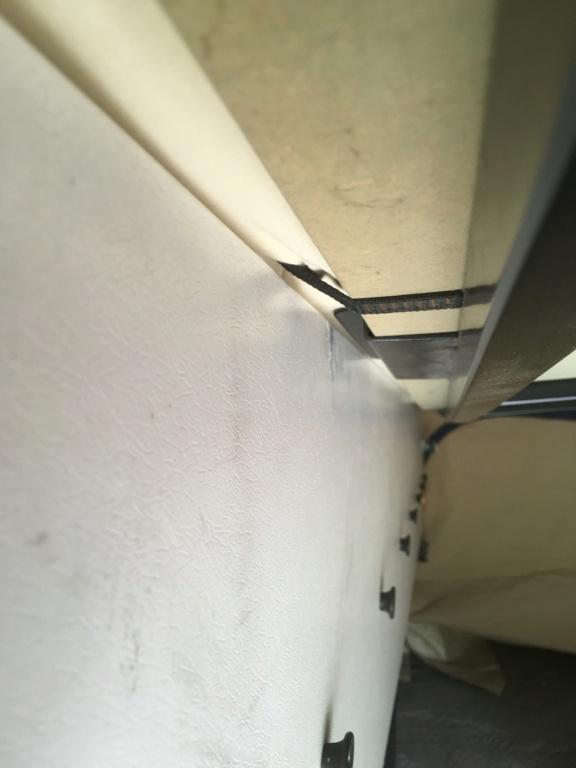 Calage des plateaux de chambre sur Stratos Strato12