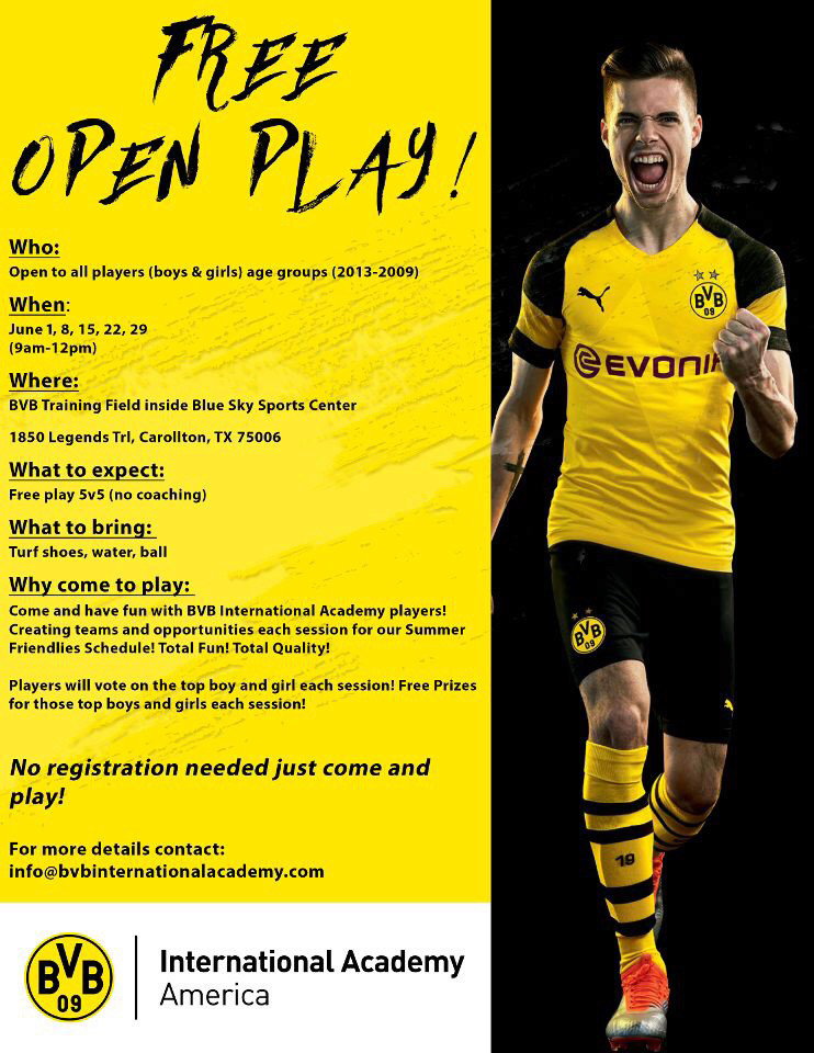 Free Open Play 15585210