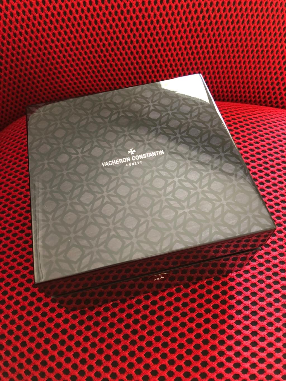 vacheron - Revue : Vacheron Constantin Overseas Chrono 5500 V «Panda» 08244310
