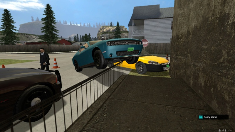 Rapport de Traffic collision  Rp_gta10