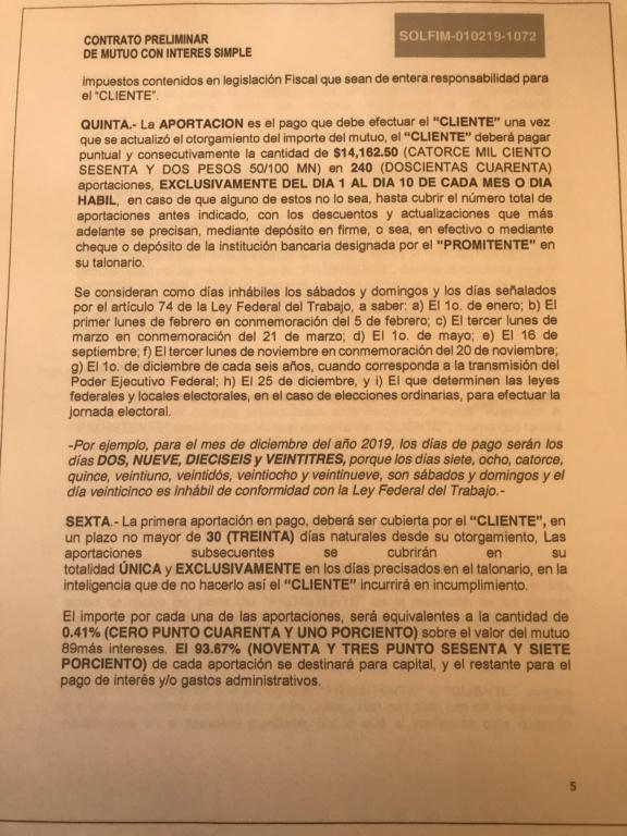 Fraude respaldos y garantías libertad l, solfim y grupo de alcance y economía dinámica s.a de c.v  5f433f10