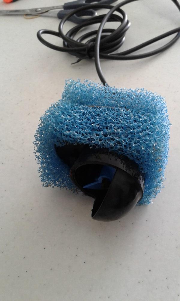 Protection pompe nanostream 6040 20200414