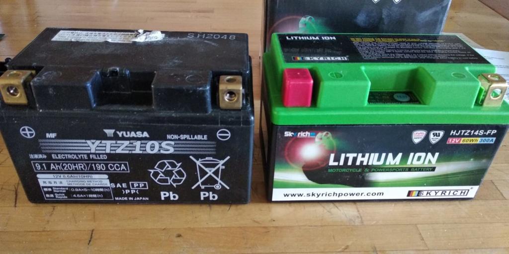 recensement batterie au lithium  Whatsa11