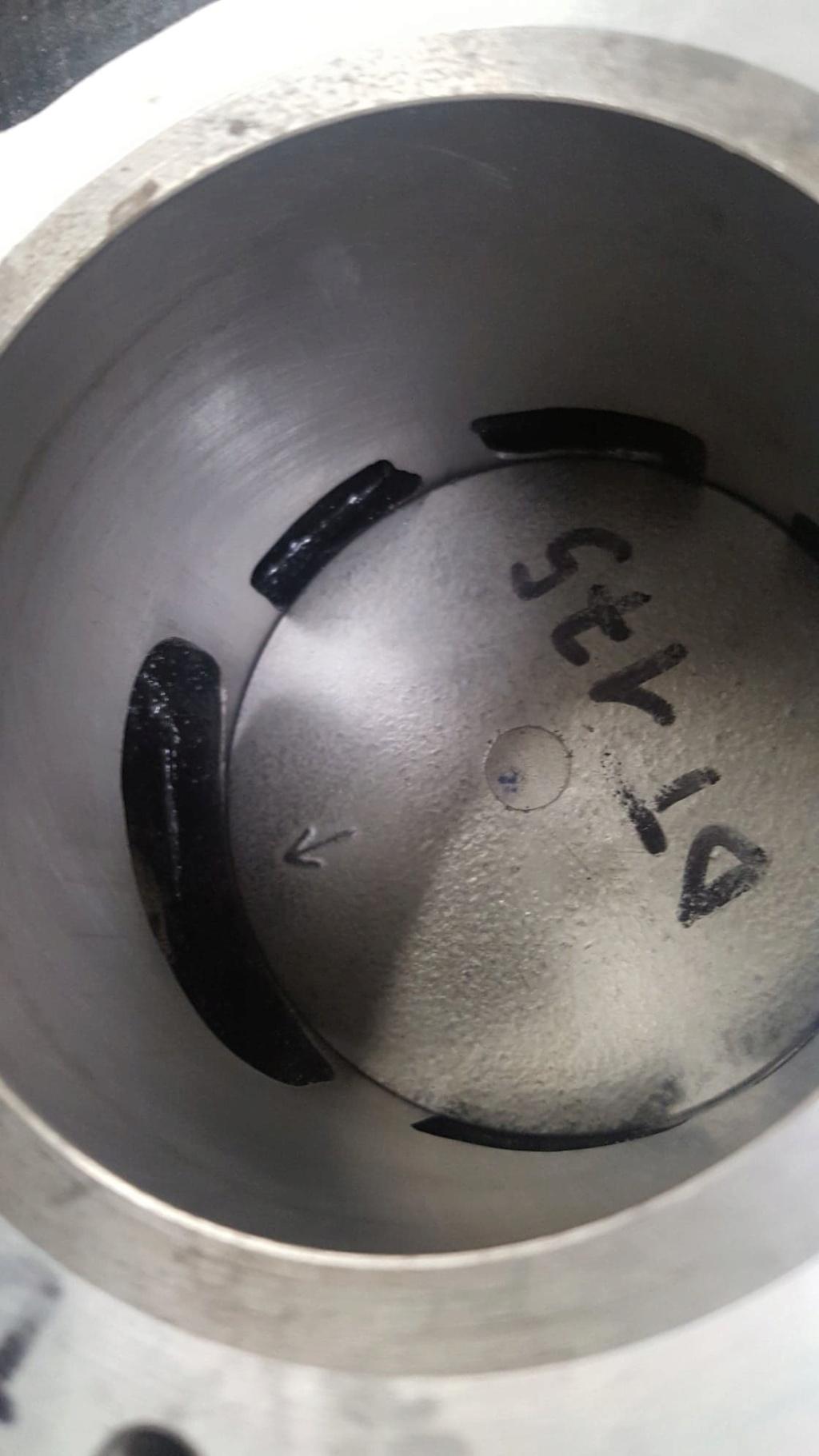 Adaptation cylindre Chinois 175 (18L) sur bas moteur 125 2A8 13157310