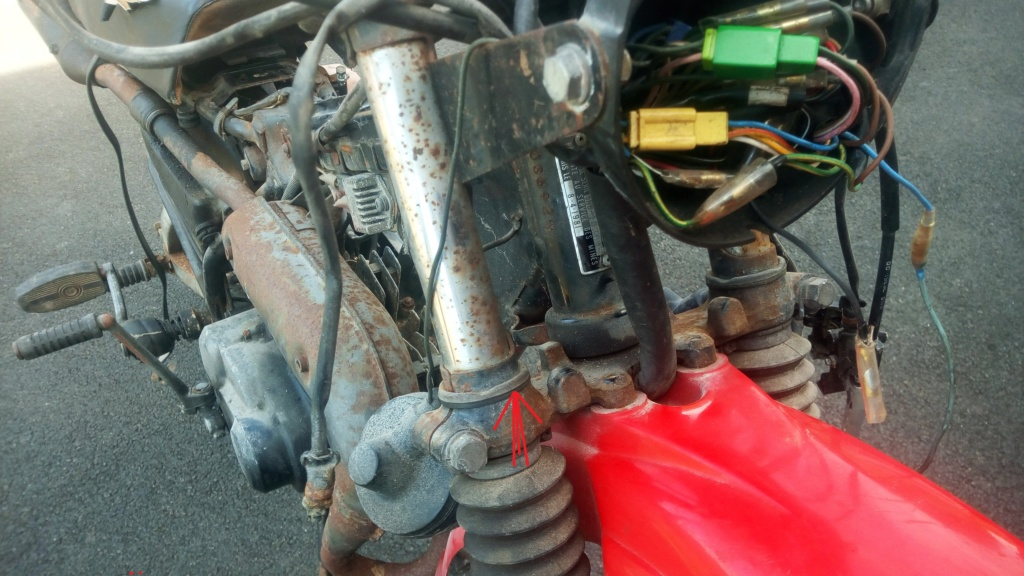 Resto ,  DTMX rouge auto(kit airsal 63cc) - Page 2 Img_2031