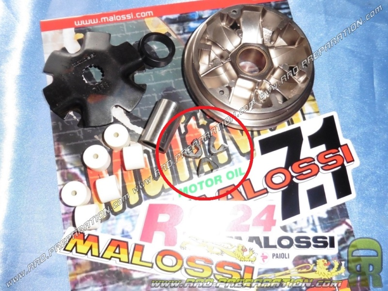 Resto ,  DTMX rouge auto(kit airsal 63cc) - Page 2 Variat10
