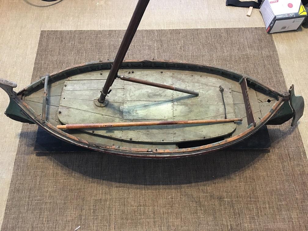 Remise en état maquette bateau bois Img_3713