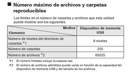 Navegación por los menus en Marantz cd 6006-7 Captur10