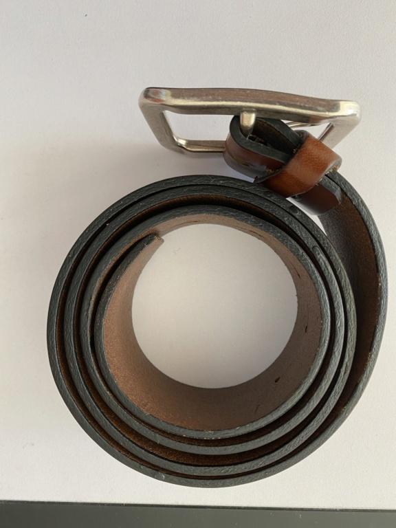 Ceinture en cuir pour boucle. A5a9e810