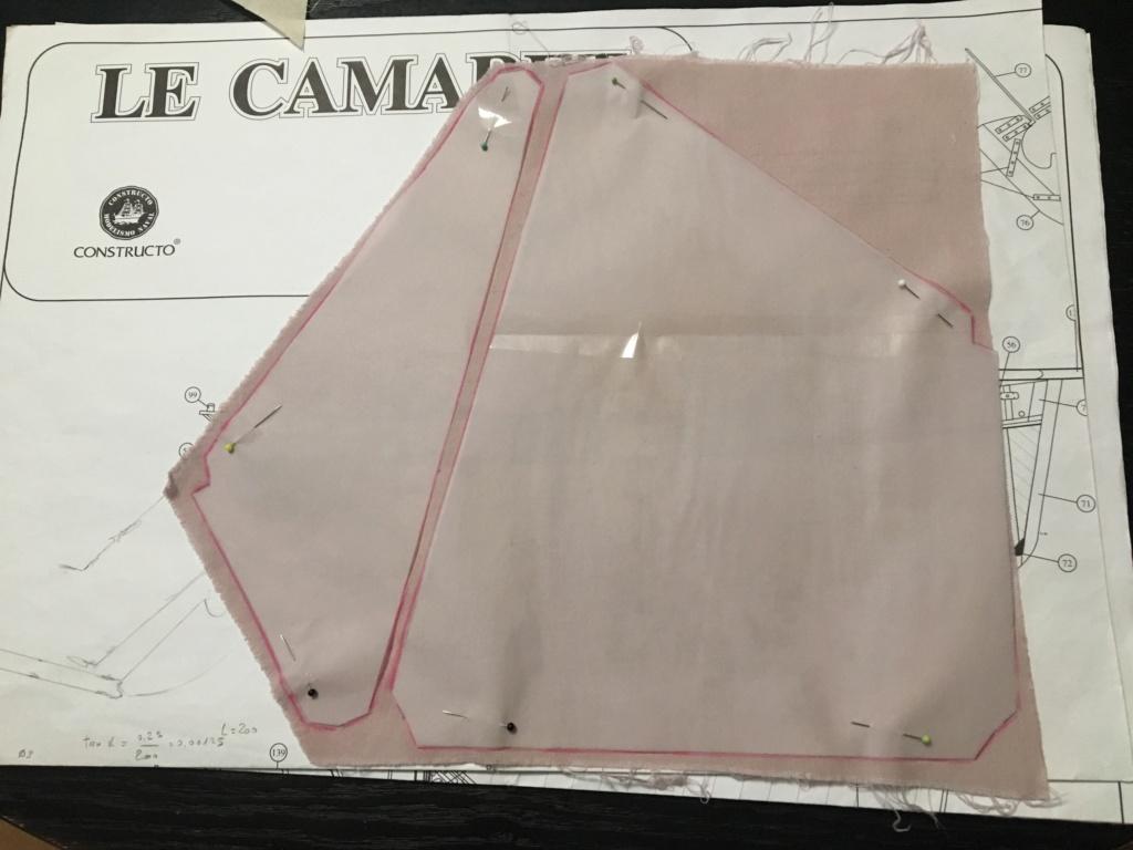 Langoustier Breton «Le Camaret» échelle 1:35ème - Constructo 3f0dc110