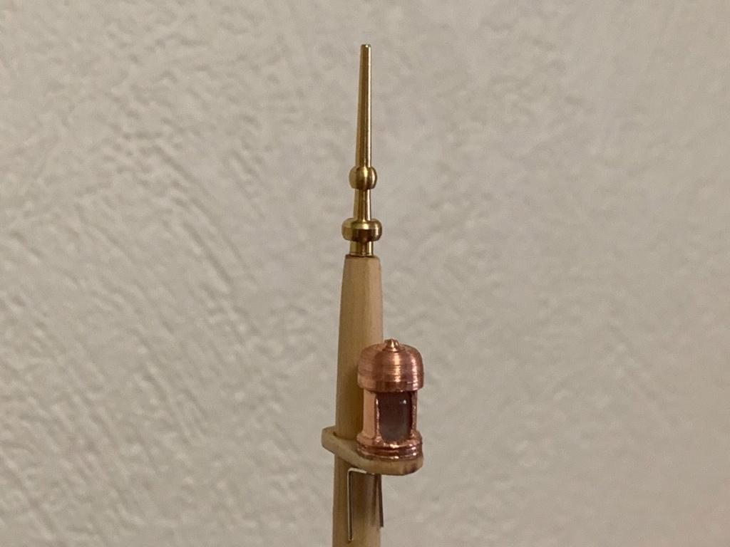 Langoustier Breton «Le Camaret» échelle 1:35ème - Constructo 420a1510