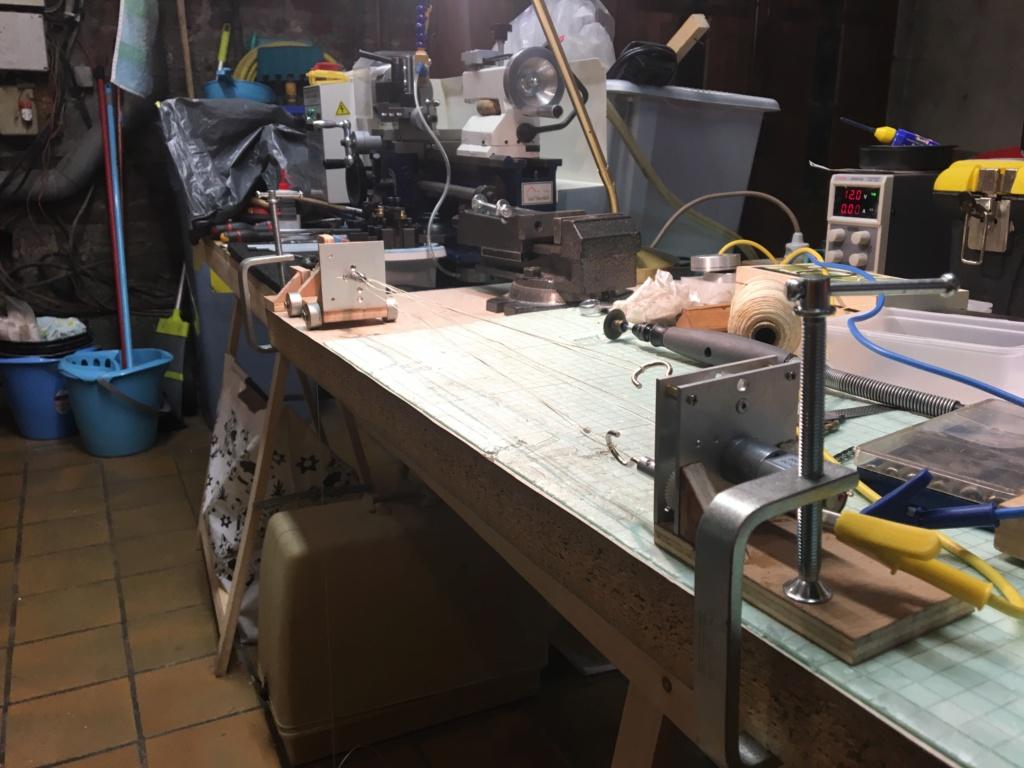 Langoustier Breton «Le Camaret» échelle 1:35ème - Constructo 60538910