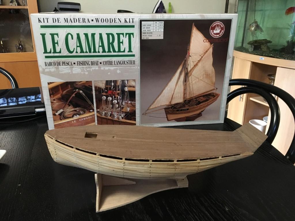 Langoustier Breton «Le Camaret» échelle 1:35ème - Constructo C3727510