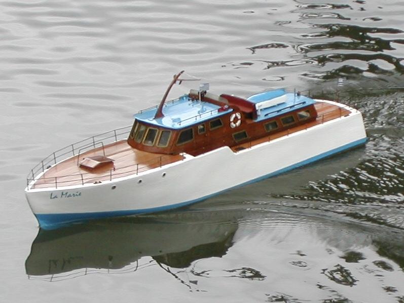 Langoustier Breton «Le Camaret» échelle 1:35ème - Constructo Dc5a3e10