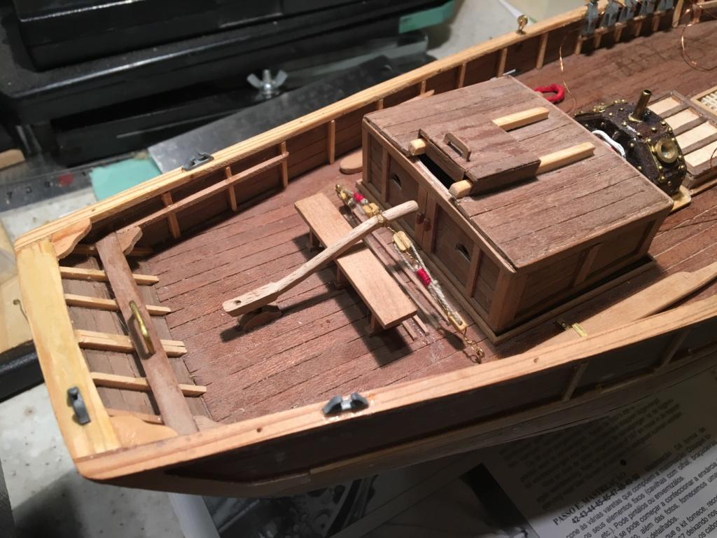 Langoustier Breton «Le Camaret» échelle 1:35ème - Constructo Dd72b310