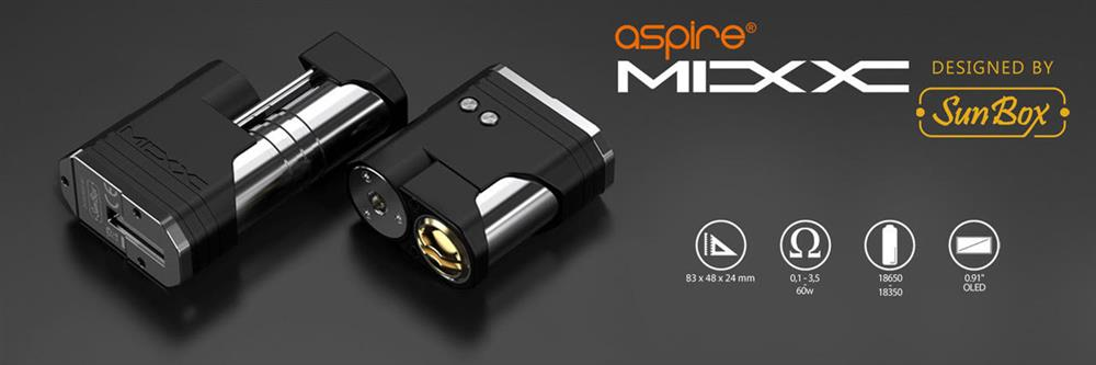 Aspire Mixx : une box en partenariat avec Sunbox Aspire10