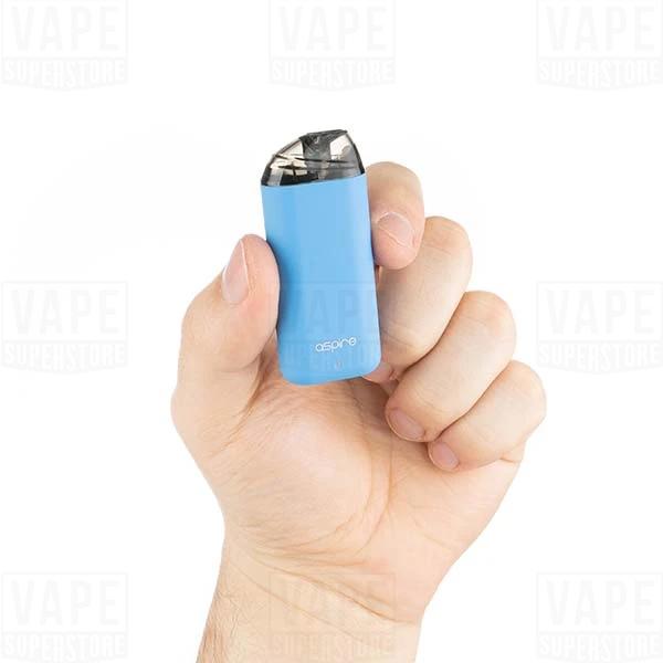 Le Minican Pod d'Aspire, la mini vraiment mini dans les 10 €  Minica10