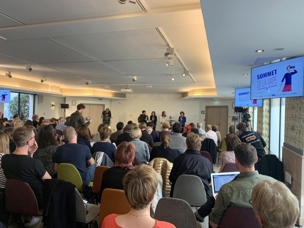 Sommet de la vape 2019 : un succès mais pour quelles répercussions ? Sommet12