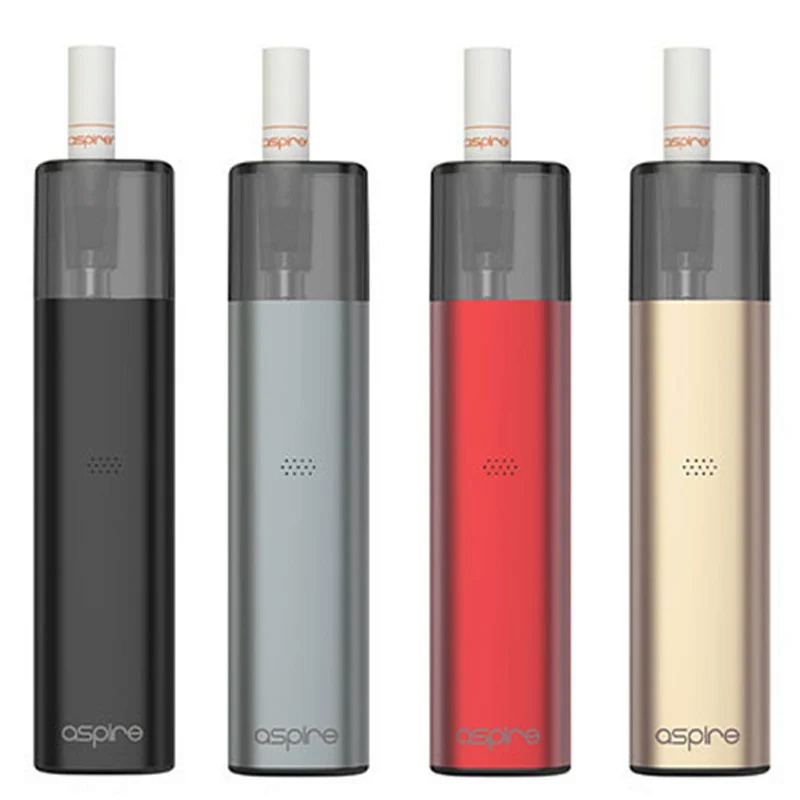 Vilter d'Aspire : le pod avec un filtre comme les cigarettes Vilter10