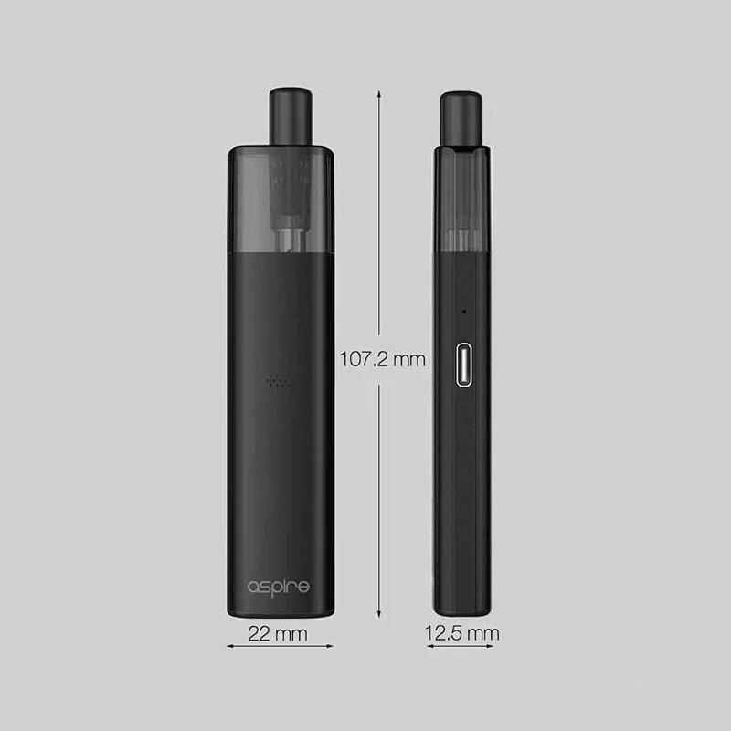 Vilter d'Aspire : le pod avec un filtre comme les cigarettes Vilter11