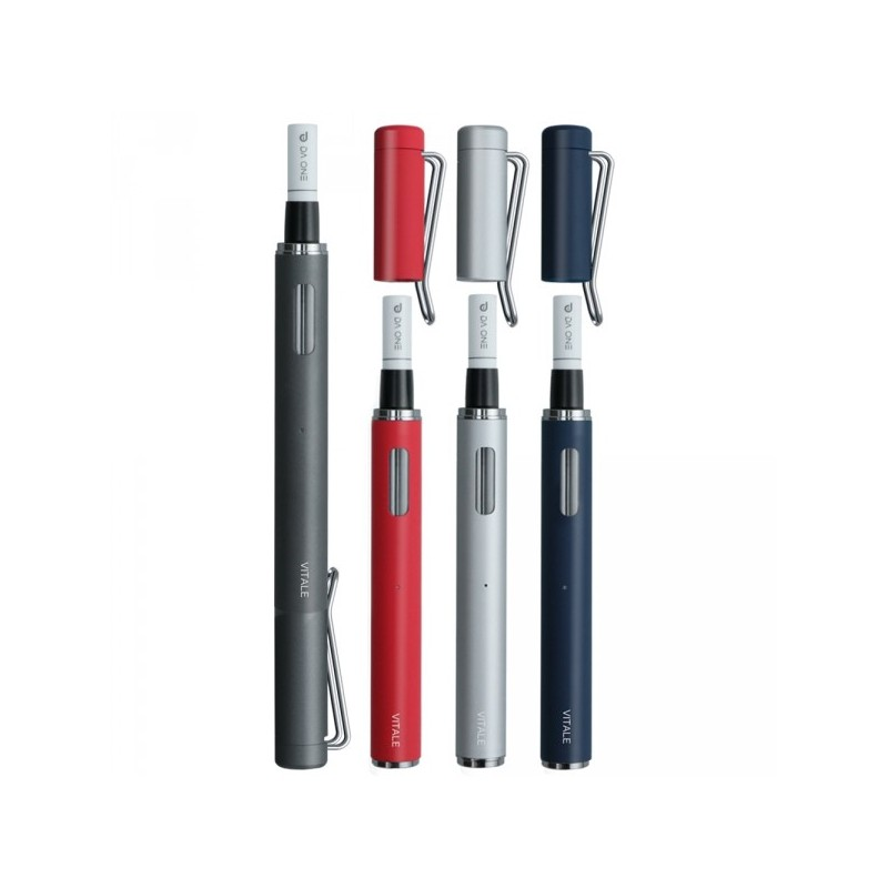 Vitale Starter Kit de Da One : le retour des kits en forme de stylos Vitale10