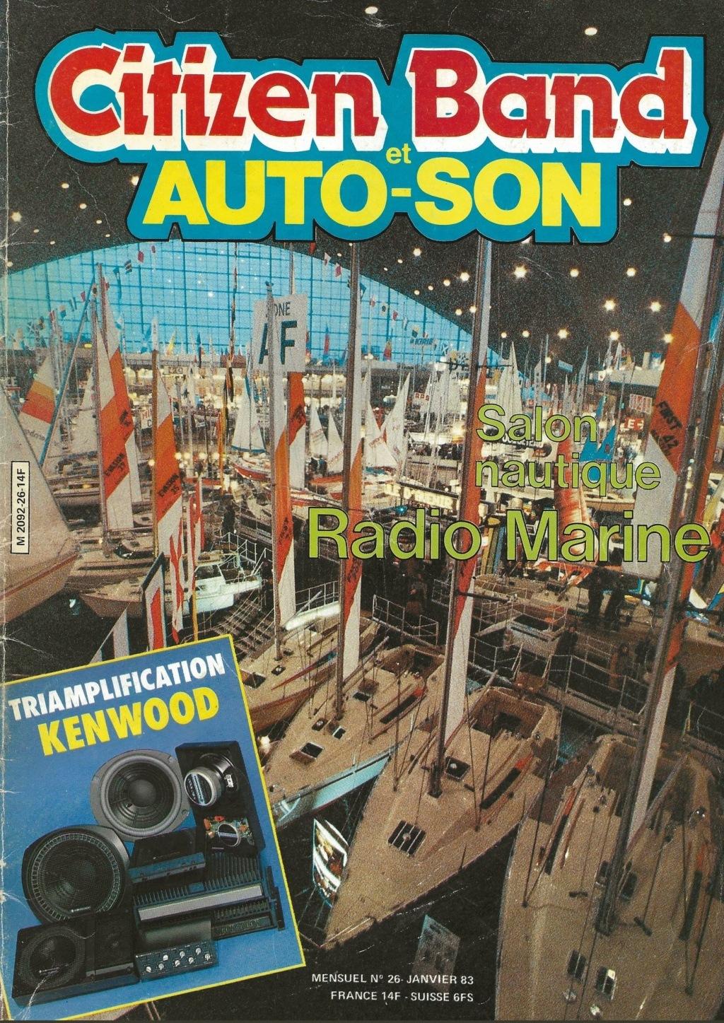 Citizen Band et Auto-Son et du Son (Magazine (Fr.) Citize10