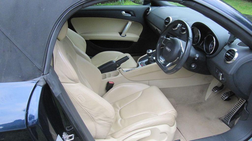 Nouveau avec TT 3.2 V6 roadster de 2007 393e8b10
