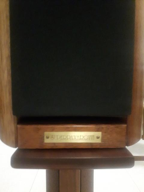 Diffusori Superpavarotti by UKd Limited Edition 20200119