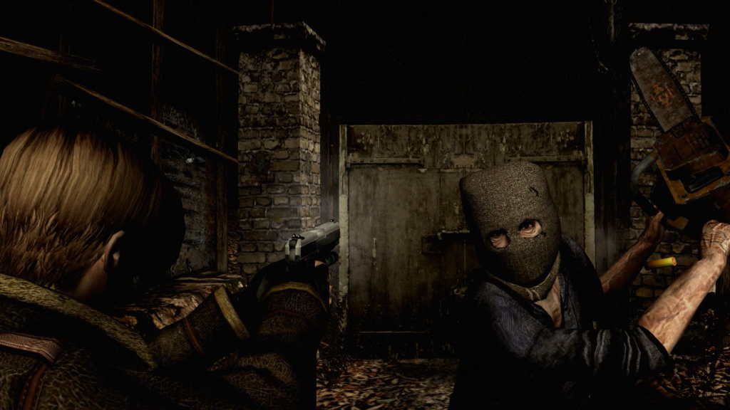 Re4-Mod Ganados Mega HD Pelzyc11