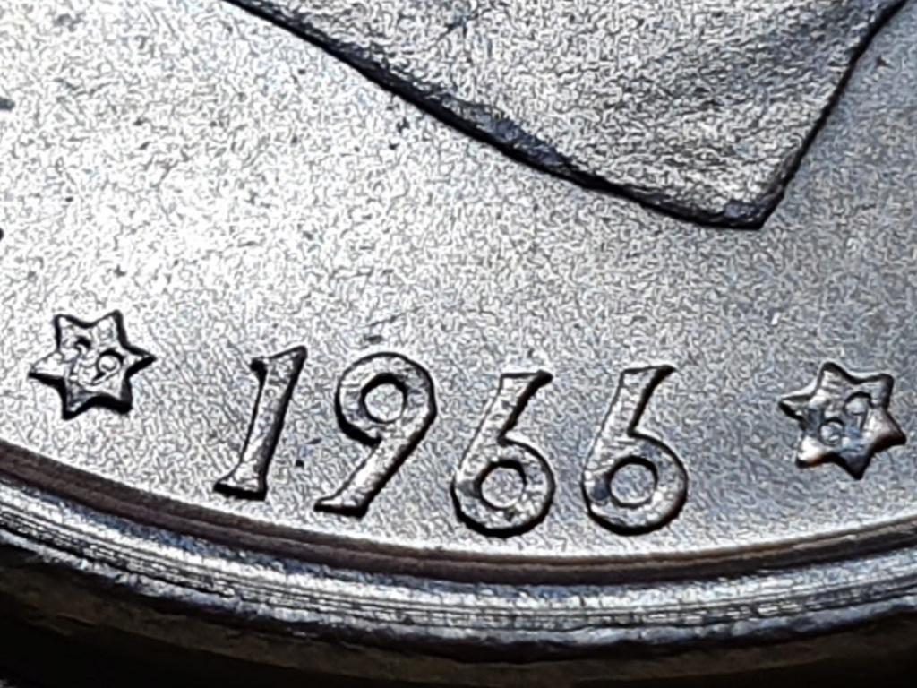 100 Pesetas 1966 (*19-69). Palo recto. Estado Español 20200324