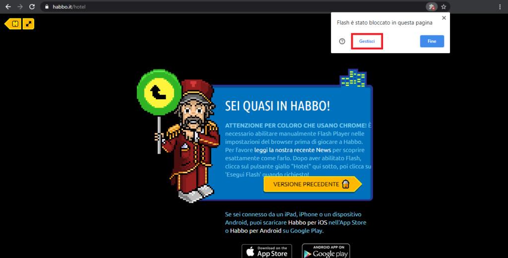 Come giocare ad Habbo nel 2021 con adobe flash player!! Foto311