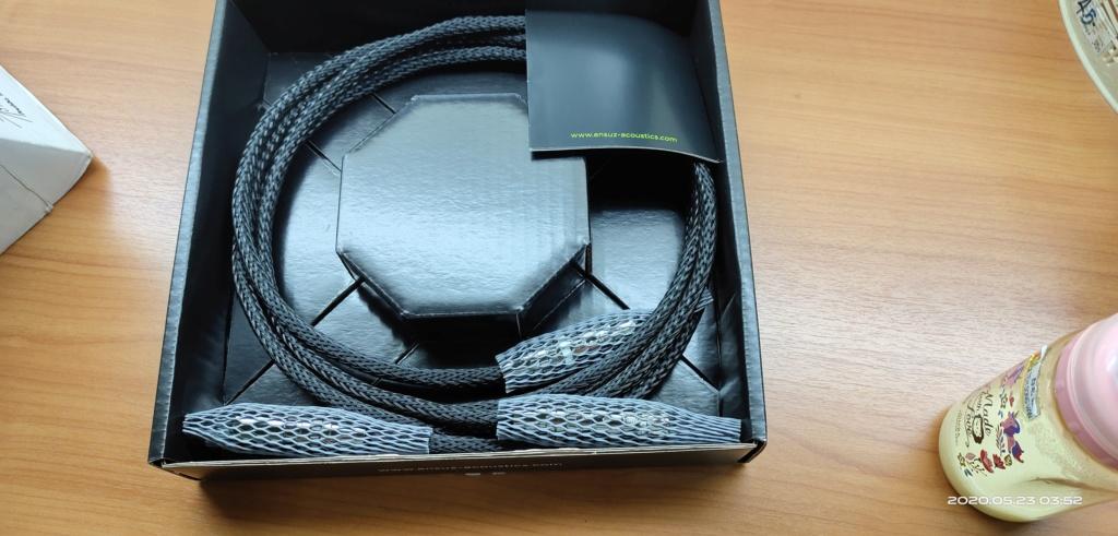 Ansuz A2 XLR interconnect 1.5 meter cable 2020-012