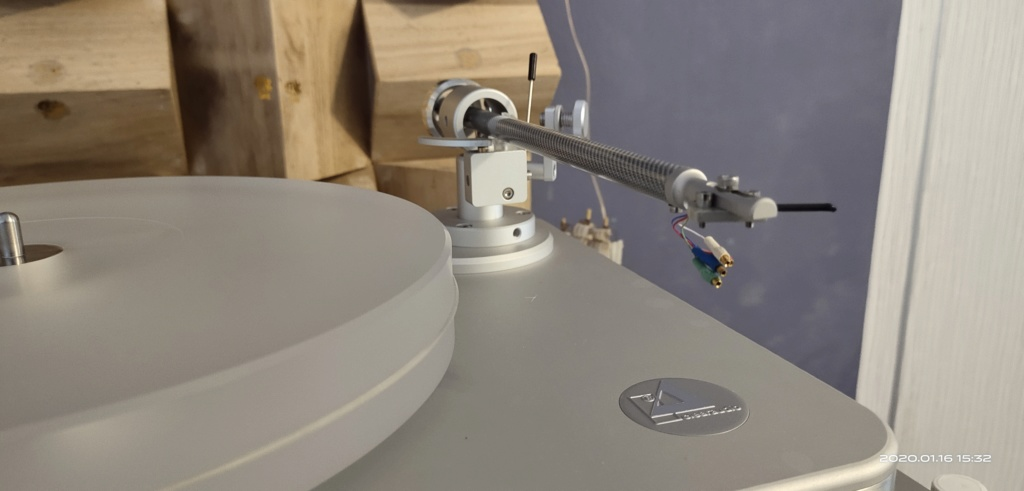Clearaudio Performance SE Turntable (SOLD) 2020-018