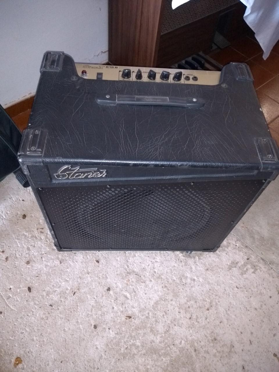 Anunciando para o meu irmão , Amplificador Staner Shout 215B Filé !!! Staner13