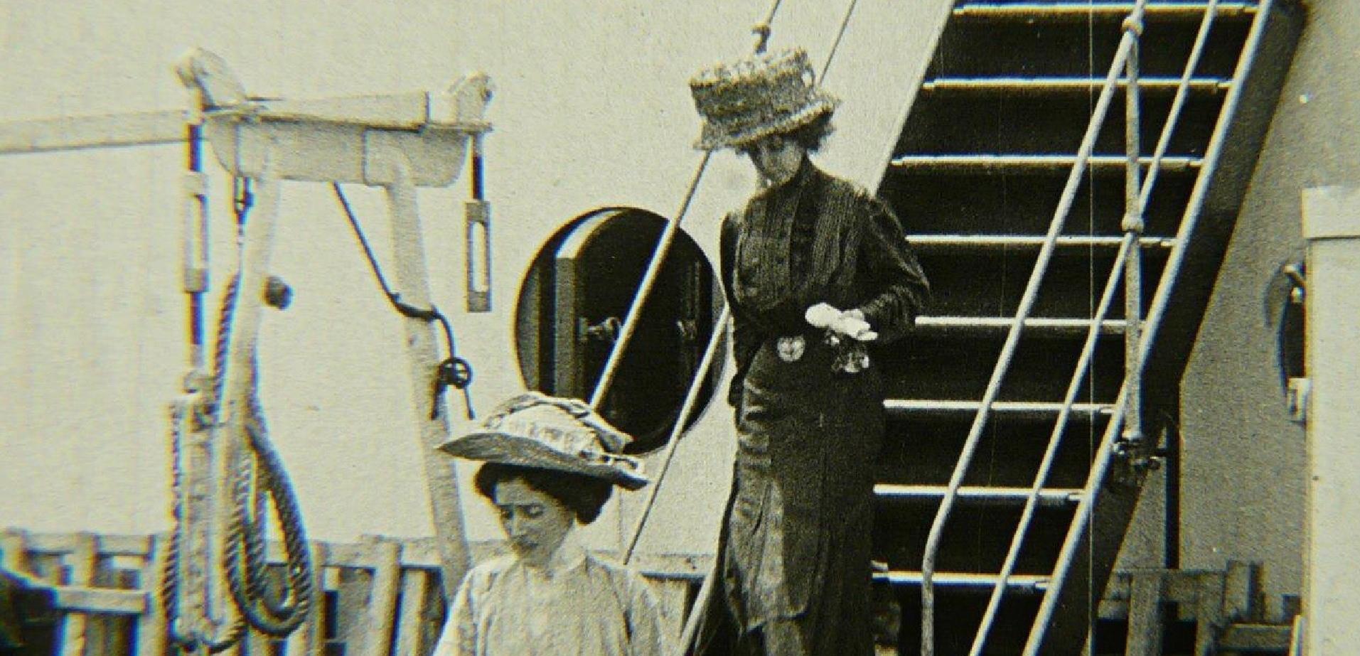 RMS Titanic (Trumpeter 1/200°) de LE BARBENCHON - Page 15 118