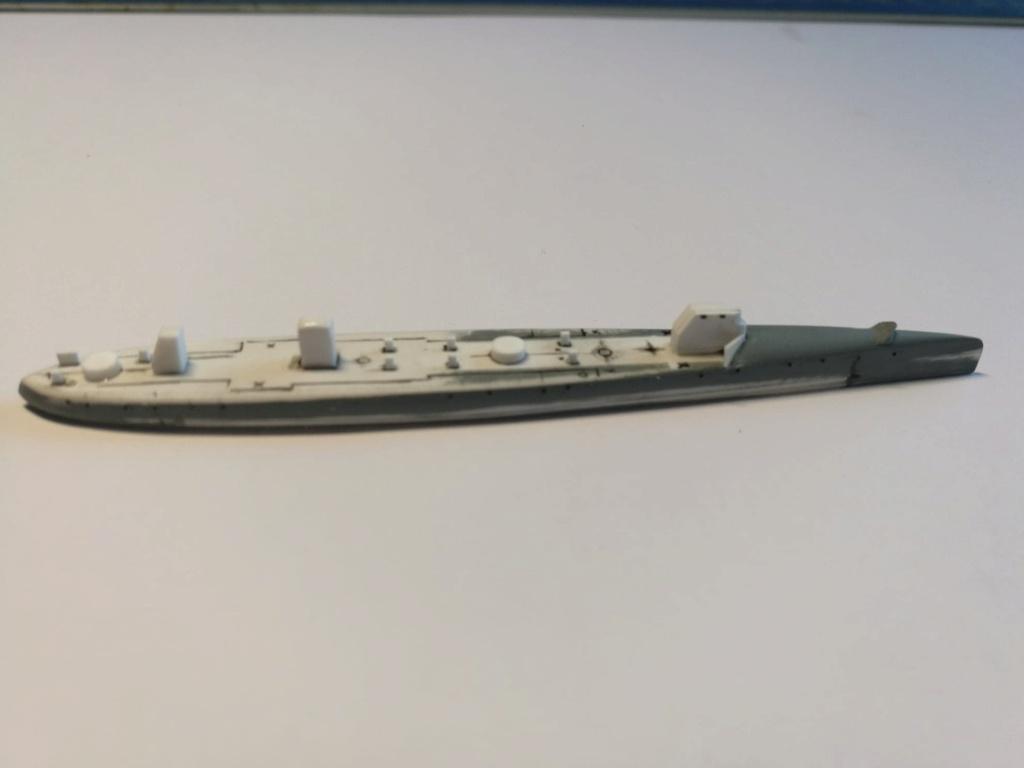 Contre torpilleur Arquebuse 1/600 scratch 19586110