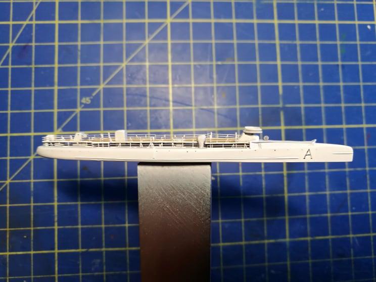 Contre torpilleur Arquebuse 1/600 scratch 19913810