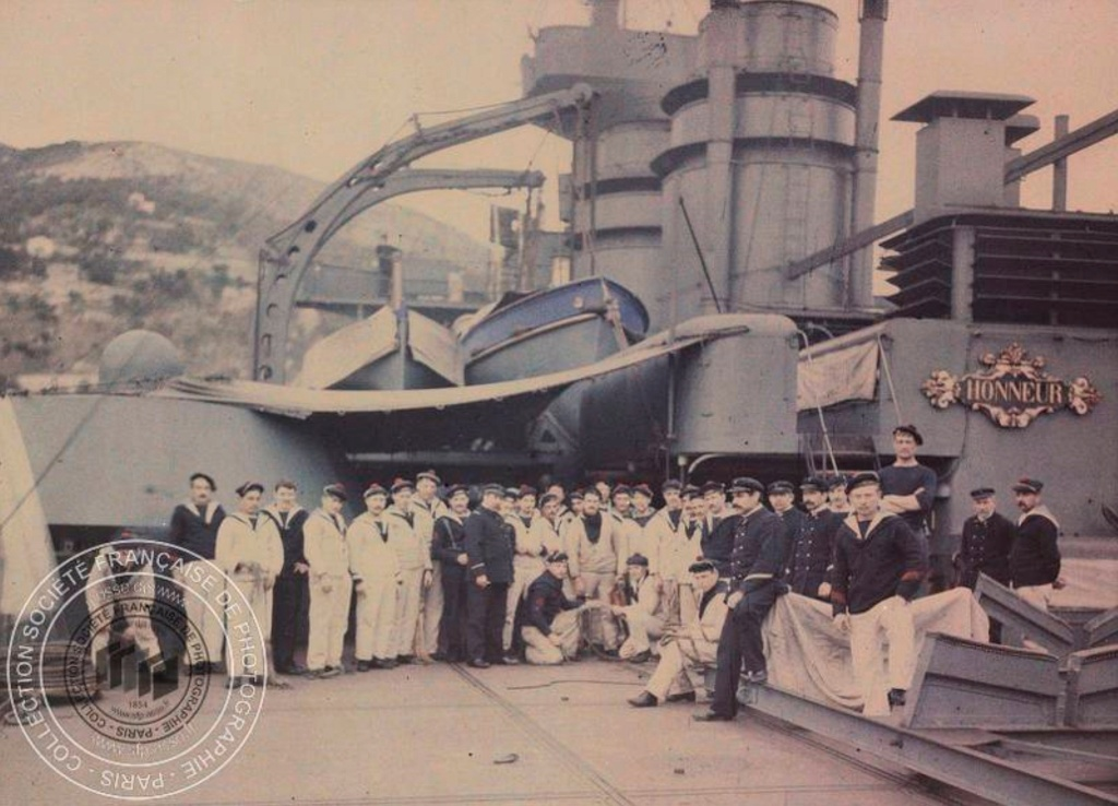 Photos couleur Villefranche 1910 Fn191012