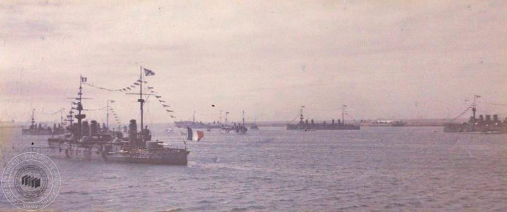 Photos couleur Villefranche 1910 Fn191013