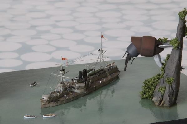 Maquettes et modélisme naval (bois, plastique,etc) - Portail Gundam10