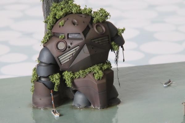 Maquettes et modélisme naval (bois, plastique,etc) - Portail Gundam11